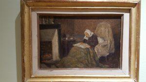 Tante Octavie - Maximilien Luce (1880)