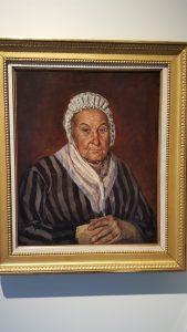 Portrait de la tante Octavie - Maximilien Luce (1879)